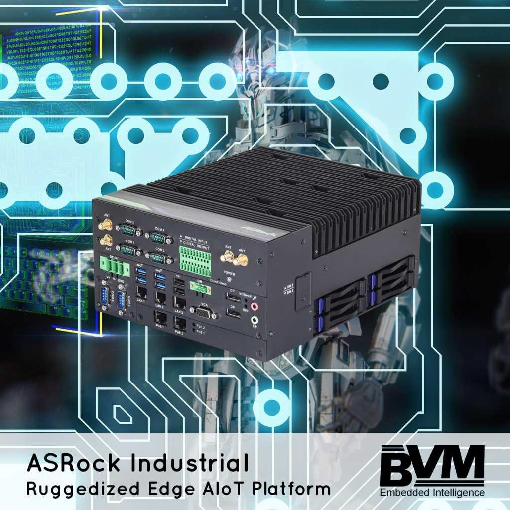 Asrock AIoT Rugged PC 1