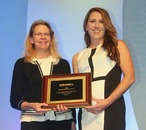 2017 Emerging Leader Award Goes To Casey Orth Nebitt