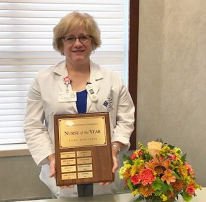 Joni Boese Receives 2017 Wound, Ostomy, & Continence Nurse of the Year Award for Iowa Affiliate of the WOCN Society