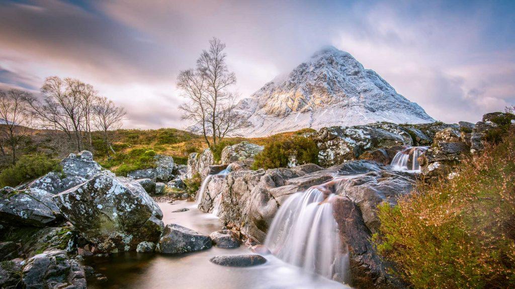 Buachaille Mountain – Bing Wallpaper Download