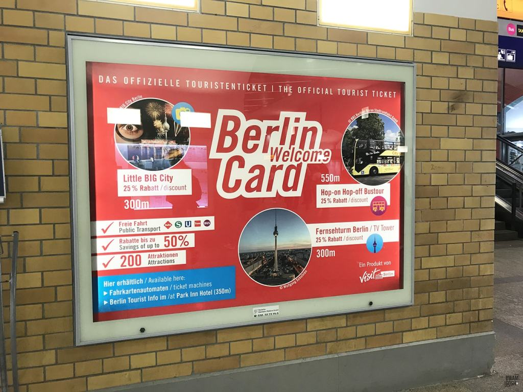 Berlin Welcome Card To Enjoy The City Bwamgosh