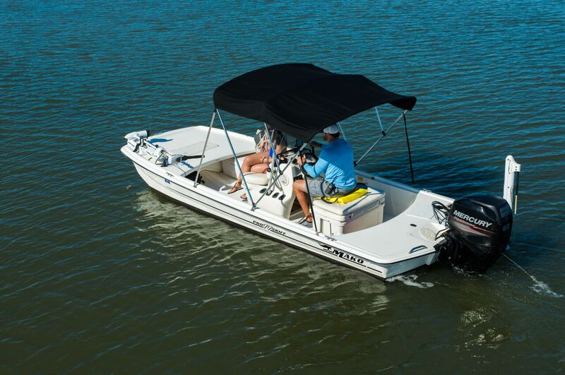 C25 C36  17 Mako Pro Skiff  Baywater Boat Club