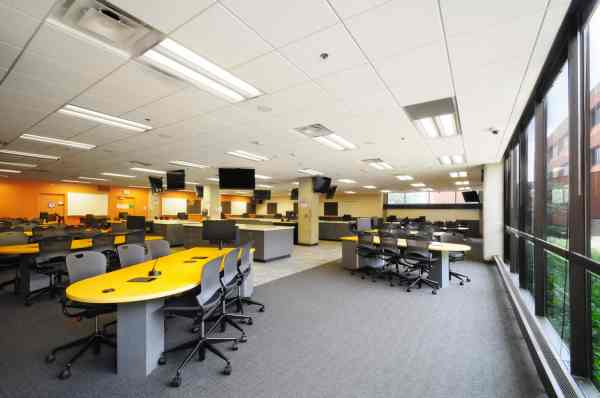 Active Learning Classroom Bwbr