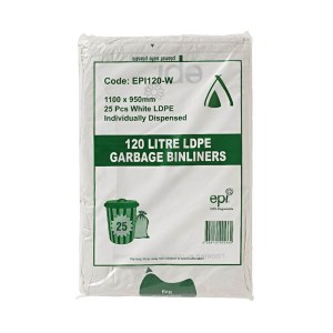 TPEPI120_tailored_packaging_degradable_bin_liner_white_120l_25_pack