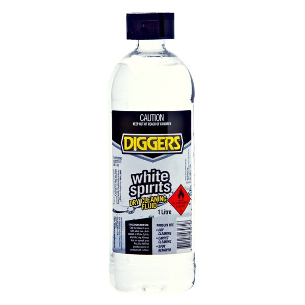 Diggers White Spirits Brisbane Wholesale Cleaning Supplies