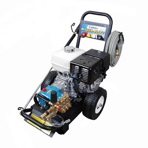 HCP4015 – Honda 4000 psi Petrol Pressure Washer