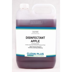 220-Disinfectant-Apple
