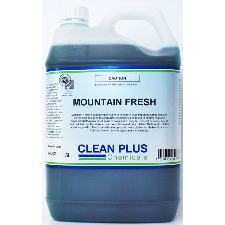 Mountain Fresh Brisbane Wholesale Cleaning Supplies