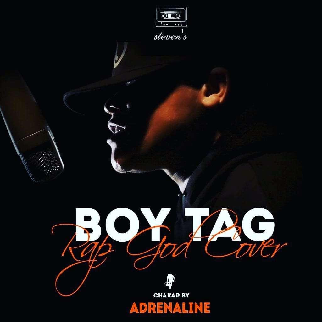 Boy tag- rap god