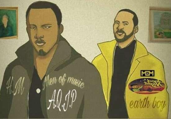 HM feat Earth Boyz-Aqjp
