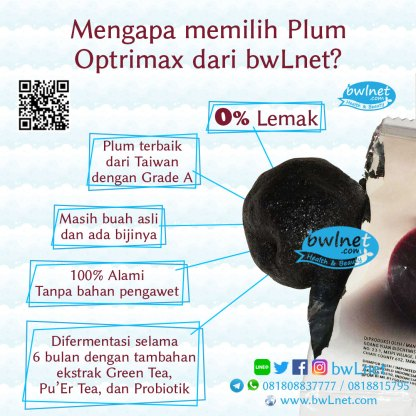 Feature Optrimax Plum Delite