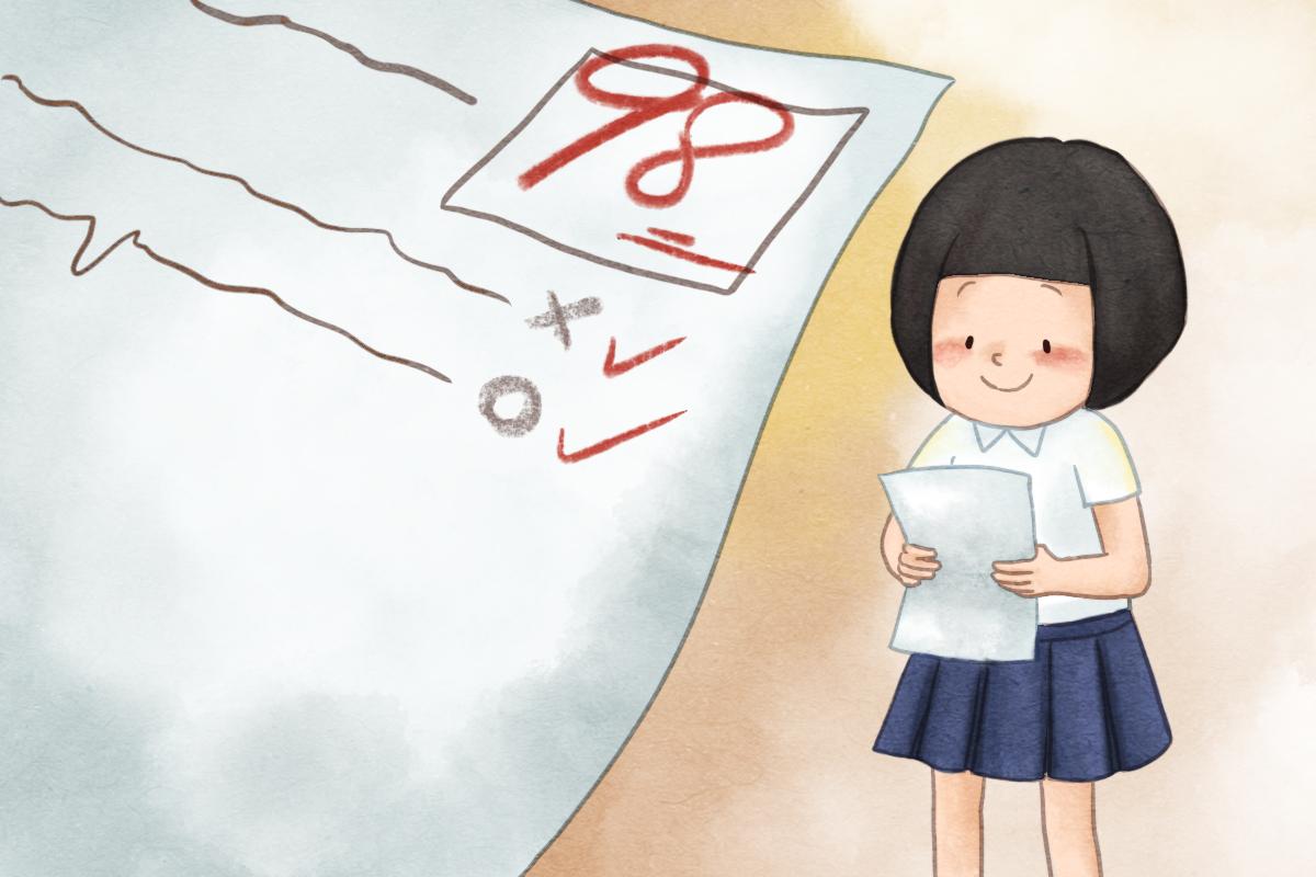 【漫畫版】曾春花:從小開始的英才教育
