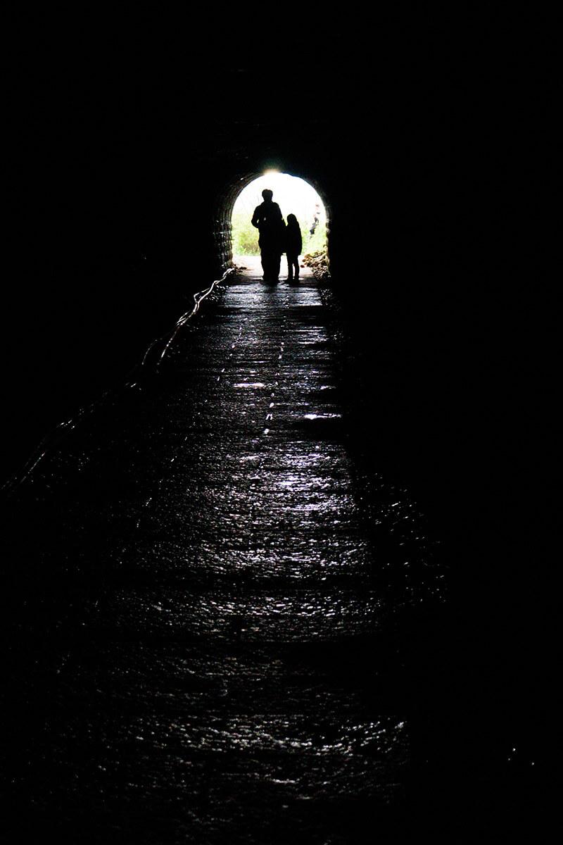 親山線.私房景點 二 〔六坑斜坡索道〕-03。攝影:梁榕