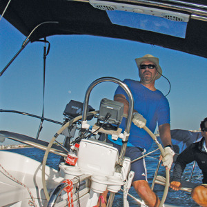 Chartering Blue Water Sailing