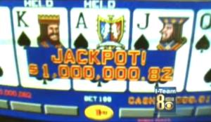 ジャックポットのポーカー