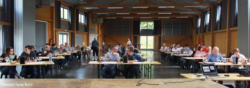 Panorama - Brabant Wine Trophy 2016