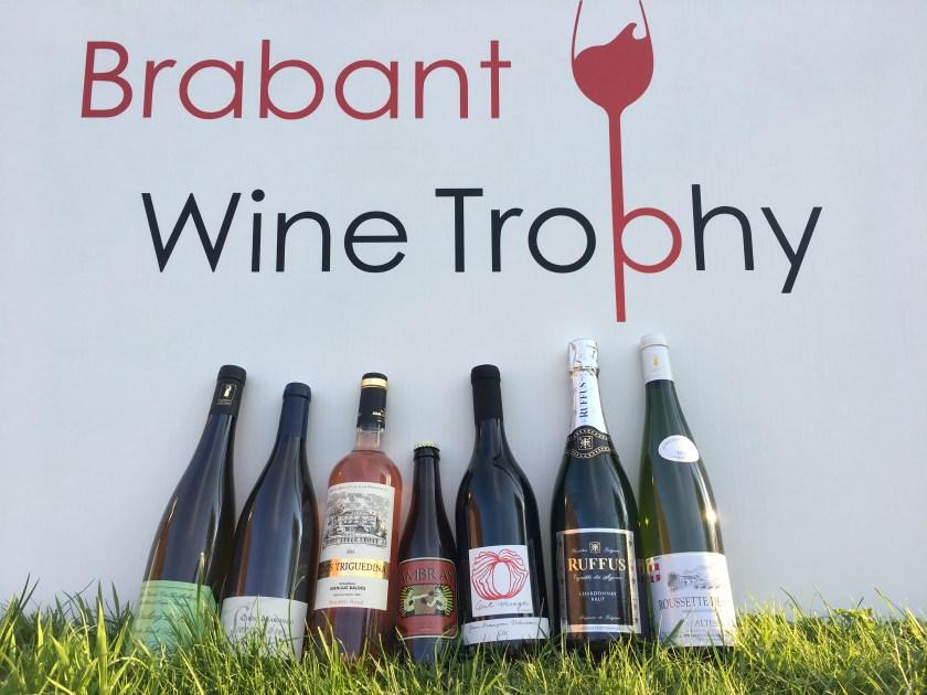 Brabant Wine Trophy 2018 - Cuvées & bières de l'apéro