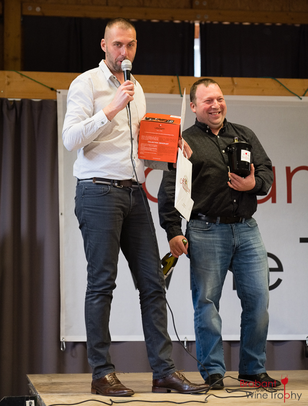 Les seconds du Brabant Winte Trophy 2019: Les Amis du Vin