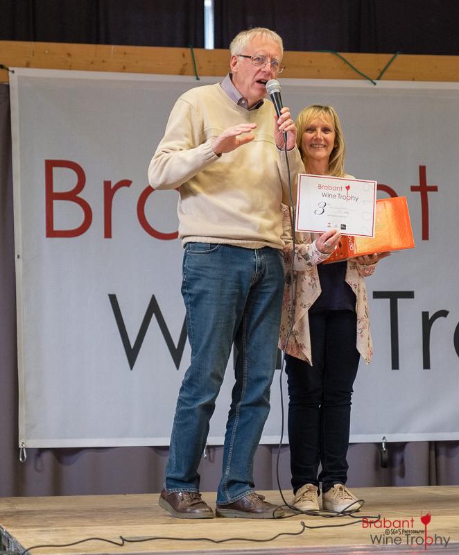 Les gagnants du Brabant Winte Trophy 2019: Les Deschenins