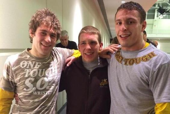 BW Wrestling Trio Qualifies For NCAA National Tournament Baldwin Wallace Athletics