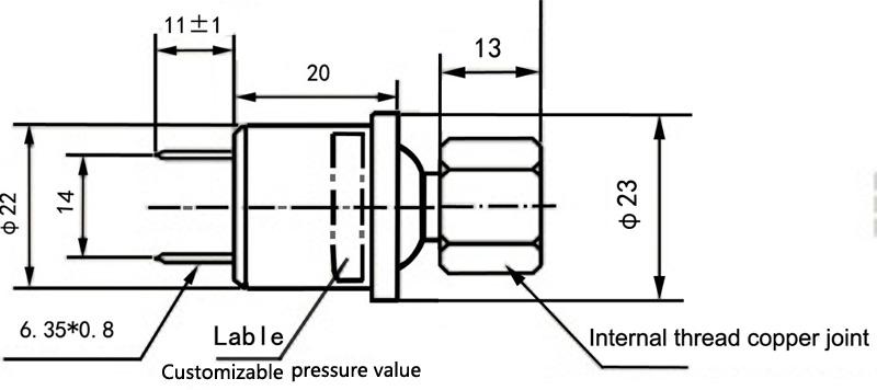 ac pressure switch hvac compressor