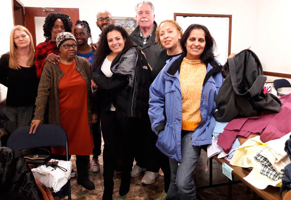 The Van Nest Neighborhood Alliance Hosted Its Inaugural