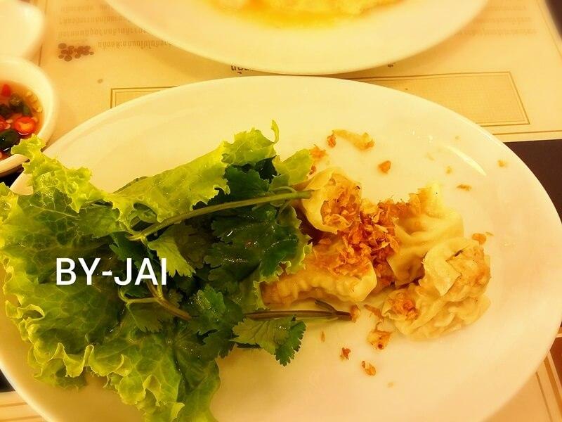 รีวิวร้านอาหารสีฟ้า3