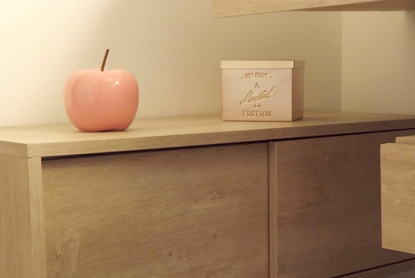 meubles de salle de bains suspendus