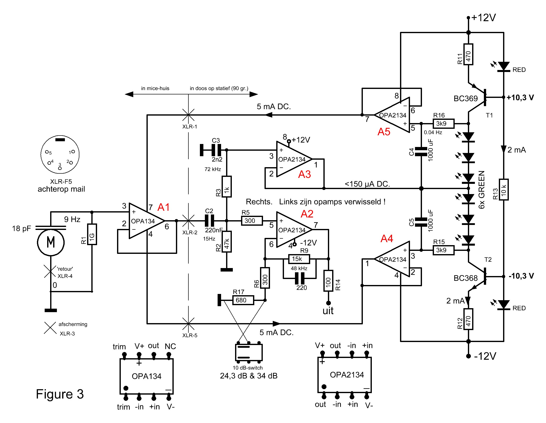 figure 5 power supply schematic