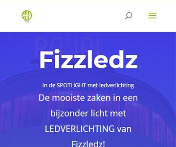webdesign fizzledz|by-spiritdesign.com