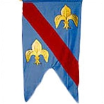 banners historic medieval and
