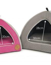 Budka Domek Bella Dla Psa Kota Lauren Design 27 1024x570