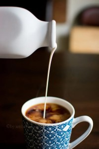 Homemade Creamer -by amber's hands-