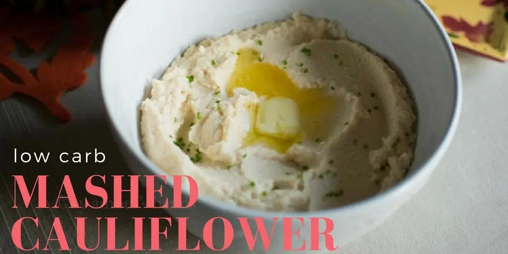 Mashed Cauliflower -by amber's hands-