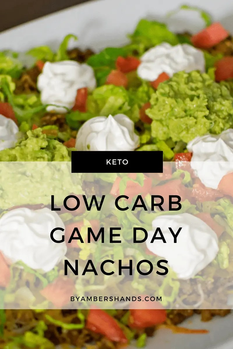 Low Carb Nachos -by amber's hands-