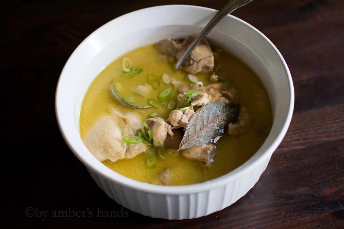 Instant Pot Filipino Chicken Adobo -keto cake walk-