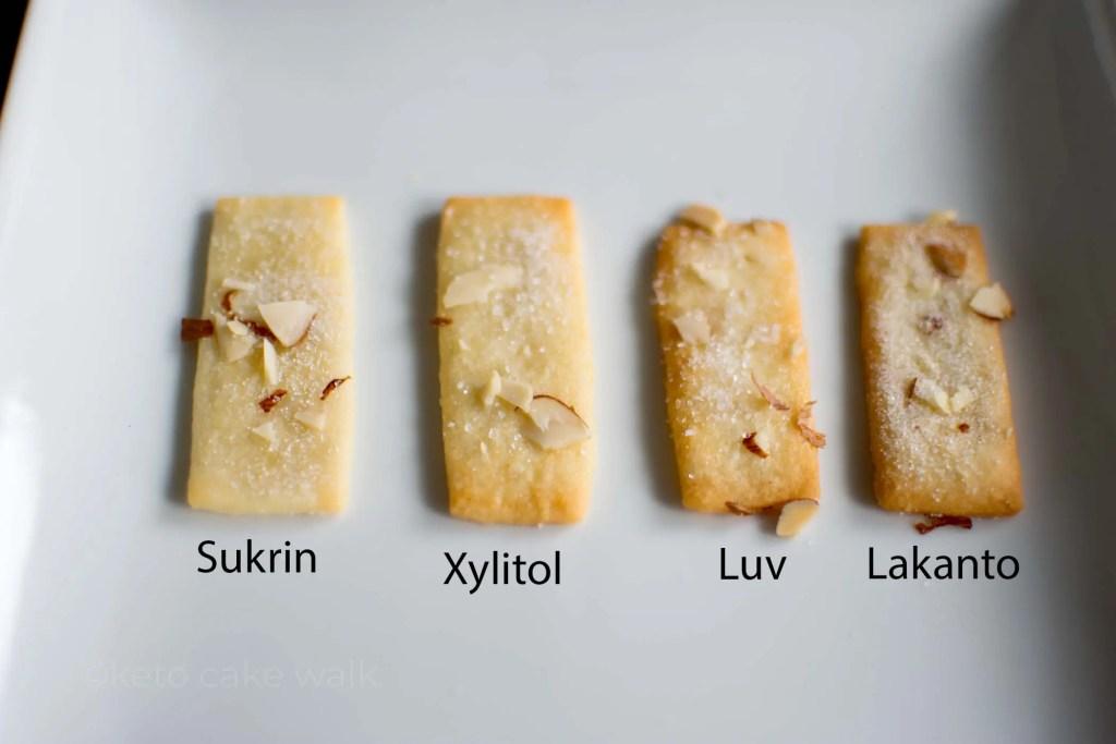 Low Carb Finska Kakor -keto cake walk-