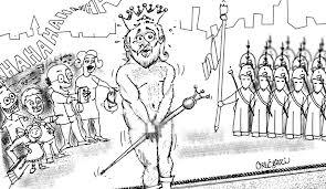 keiser sonder klere