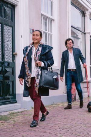 Robert en Benedicte - eigenaren van Benedicte | Fashion for Women Nijmegen