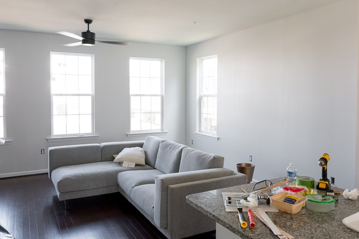 Small Couch Room Corner Living