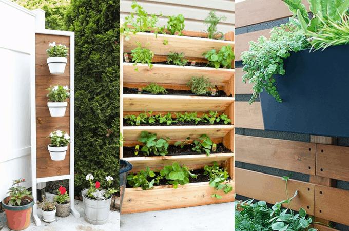 diy gardens for small