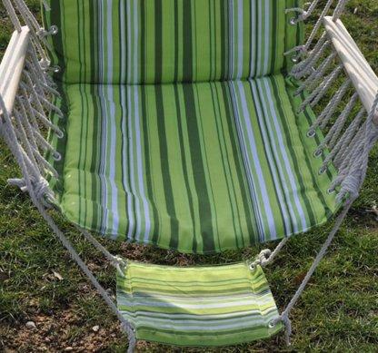 Garden Patio Leisure Swing Hammock Hanging Outdoor Chair