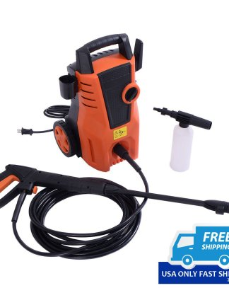 Electric High Pressure Sprayer Cleaner Machine