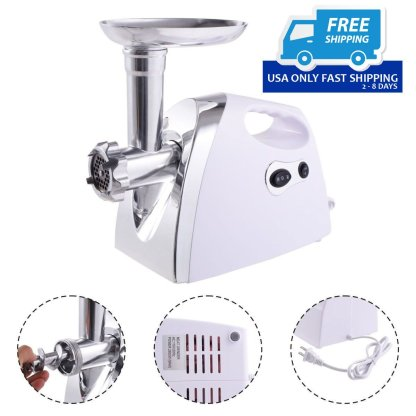 2800W Electric Meat Grinder Sausage Stuffer Maker