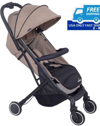 Foldable Lightweight Baby Travel Stroller