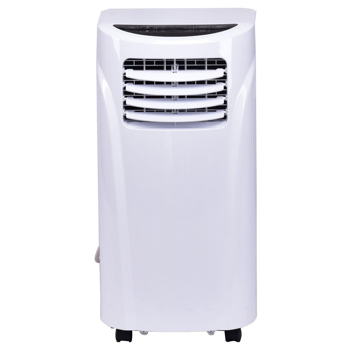 10000 BTU Portable Air Conditioner & Dehumidifier w ...