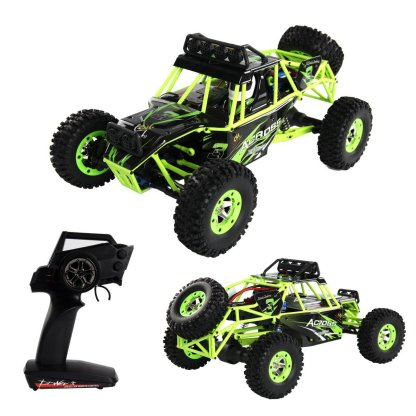 1:12 2.4G 4WD RC Off-Road Racing Car Rock Crawler Truck