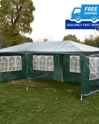 10' x 20' Outdoor Canopy Heavy duty Party Wedding Tent
