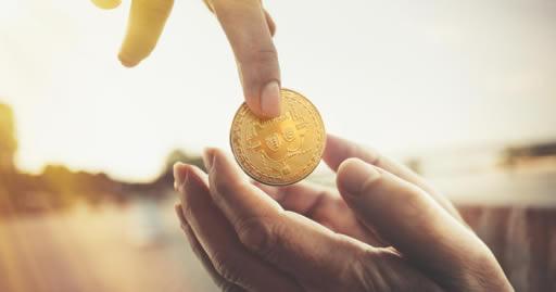 情報サイトから経由すればビットコインが貰える?