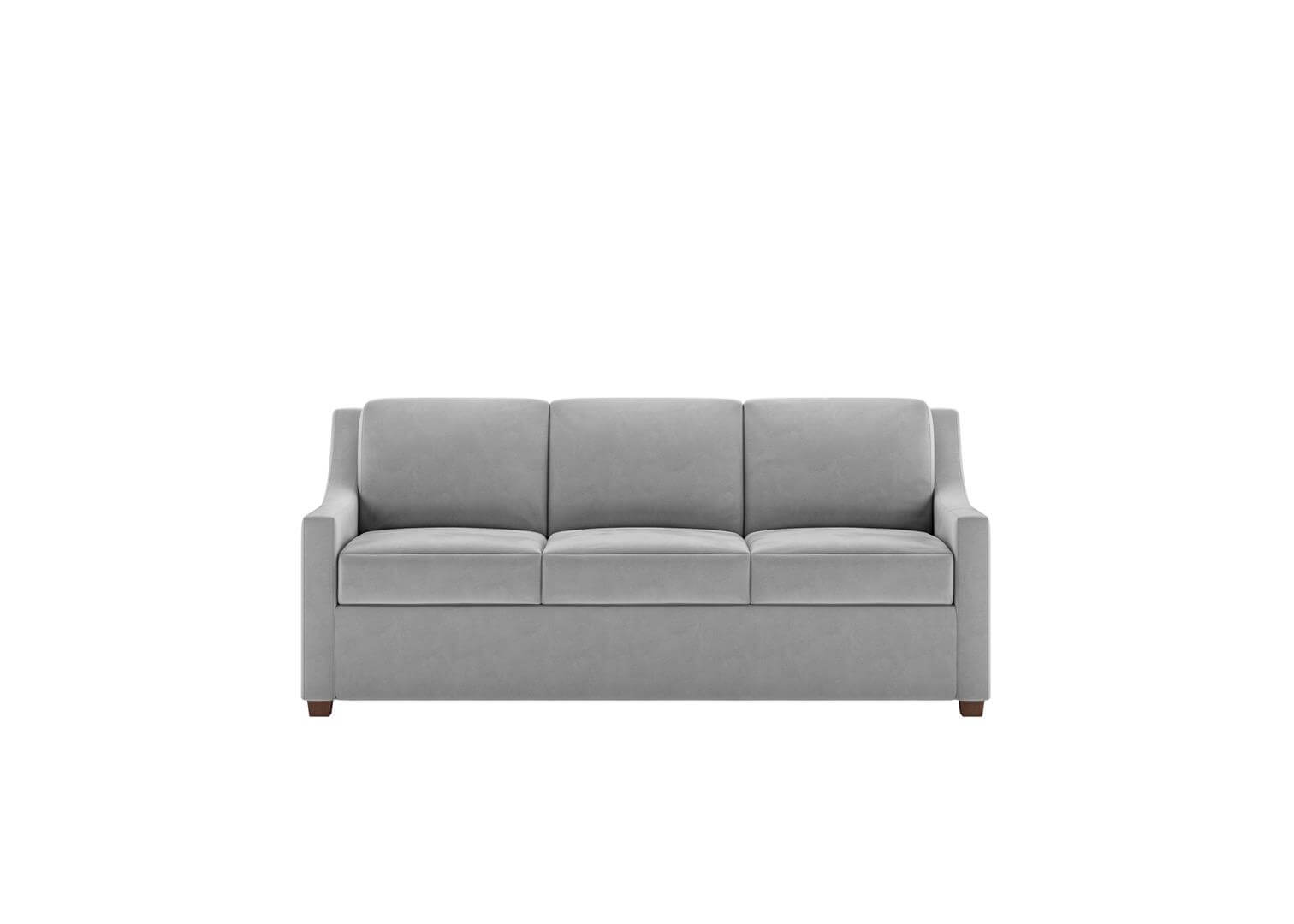 sofas by design des moines brown leather and fabric sectional sofa source for the comfort sleeper american